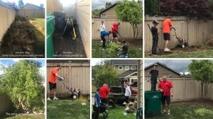 Yard Day 1
